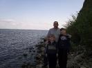 На Волгоградском водохранилище